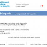 Contagio de Hepatitis C en el Hospital Gregorio Marañón