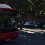 A urgencias en autobús de línea