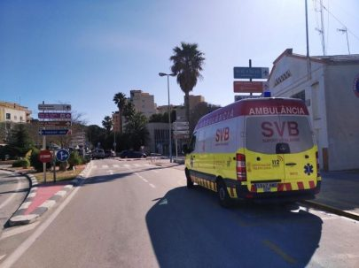 Calpe Ambulancia SVB